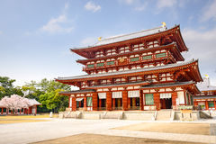 Yakushi-ji Temple Royalty Free Stock Image