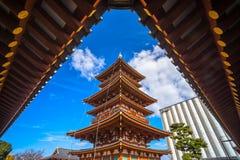 Yakushi-ji Temple in Nara, Japan Royalty Free Stock Images