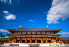 Yakushi-ji Temple in Nara, Japan Royalty Free Stock Photos