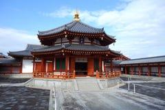 Yakushi-jitempel Stockfotos