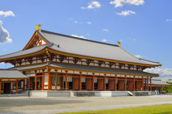 Yakushi Temple, Japan Stock Photo