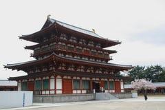 Yakushi-yakushi-ji Στοκ φωτογραφίες με δικαίωμα ελεύθερης χρήσης