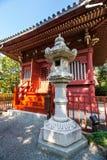 The yakushido Hall at Senso-Ji temple in Tokyo, Japan Royalty Free Stock Photography