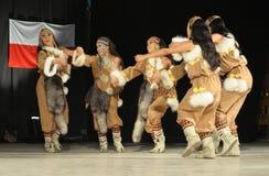 Yakut folklore Stock Images