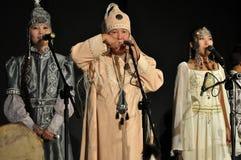 Yakut folklore Stock Image