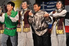 Yakut folklore Royalty Free Stock Photography