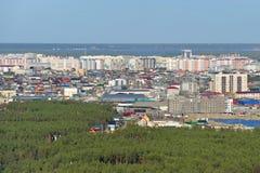 Yakutsk. Siberia. Russia. stock photos