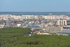 yakutsk sibirien Russland stockfotos