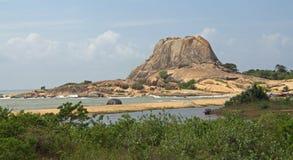 Yala National Park. Scenery of Yala national Park in Sri lanka Stock Photos