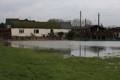 Yalding Flood Stock Photography