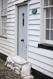 Yalding Flood. Ing in Kent 31st January 2014 Royalty Free Stock Photos