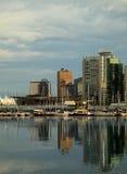 Yale miasteczko, Vancouver Zdjęcie Royalty Free