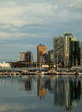 Yale-Stadt, Vancouver lizenzfreie stockfotos