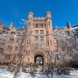 Yale universitet Royaltyfria Bilder