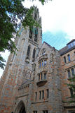Yale University Church New Haven Stock Photo