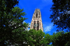 Yale University Church Stock Photography