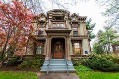 Yale University em New Haven Connecticut fotografia de stock royalty free