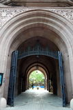 Yale University: Phelps gate exterior Stock Images
