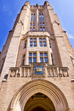 Yale University Sheffiield Building Tower Royalty Free Stock Images