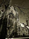 Yale w Czarny I Biały Obrazy Royalty Free
