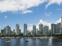 Yaletown Royalty Free Stock Photo