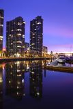 Yaletown Dawn, Vancouver Royalty Free Stock Images