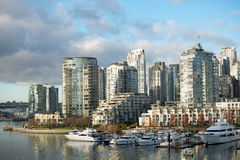Yaletown, Vancouver, Canada Stock Photography