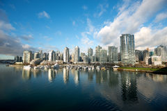 Yaletown, Vancouver, Canada Royalty Free Stock Photos