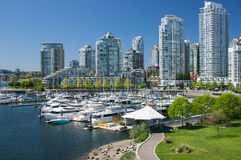 Yaletown Royalty Free Stock Photos