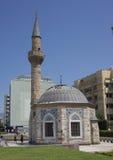 Yali Mosque, Konak Square, Izmir Stock Image