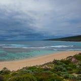 Yallingup plaża Zdjęcie Royalty Free