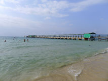 Yalong bay in sanya, hainan Royalty Free Stock Image