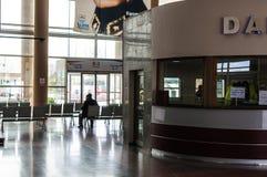 Yalova City Bus Terminal - Turkey Royalty Free Stock Image