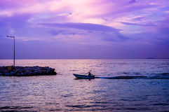 Yalova City Marina And Seaport Royalty Free Stock Images