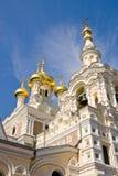 yalta καθεδρικών ναών Στοκ εικόνες με δικαίωμα ελεύθερης χρήσης