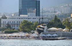 yalta ΚΡΙΜΑΙΑ - 15 Απριλίου 2016 στοκ εικόνα με δικαίωμα ελεύθερης χρήσης