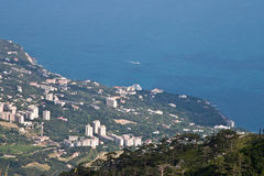 yalta Royaltyfri Fotografi