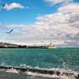 Yalta royaltyfri foto