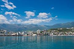 Yalta coast, Crimea Stock Photos
