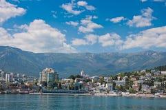 Yalta coast, Crimea Stock Photo