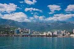 Yalta coast, Crimea Royalty Free Stock Image