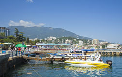 Yalta, Crimea Stock Image