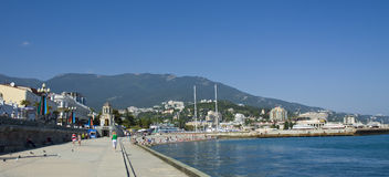 Yalta, Crimea Stock Photo