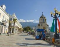 Yalta Crimea royaltyfri fotografi