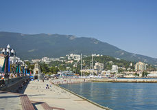 Yalta, Crimea Royalty Free Stock Photo