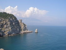 Yalta. Crimea is beautiful at any time of year, but especially good in the summer Royalty Free Stock Photography