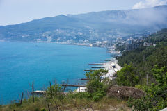 Yalta,  Crimea Royalty Free Stock Photography