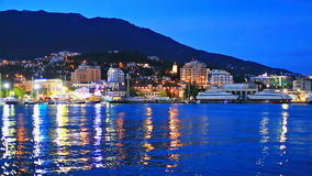 Yalta, Crimea, Ukraina zdjęcie wideo