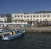Yalta, de Krim Royalty-vrije Stock Afbeelding