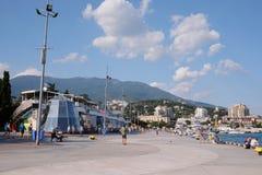 Free Yalta Embankment Royalty Free Stock Images - 58539709